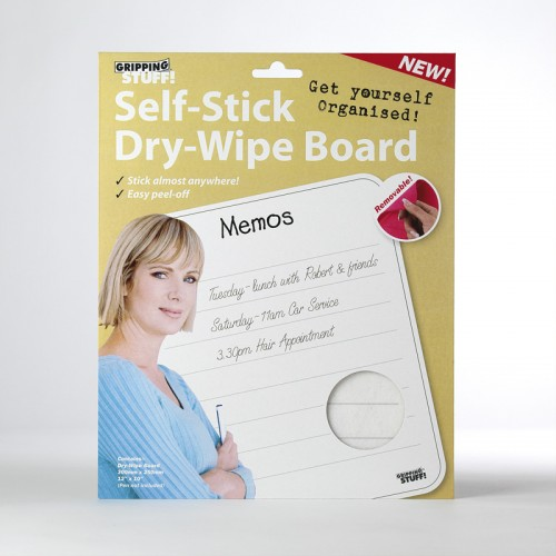 Removeable Dry-wipe Board